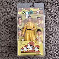 NECA Reel Toys DEVO Action Figure Set Interchangeable Heads Whip