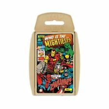 Top Trumps Marvel Comics Retro Card Game