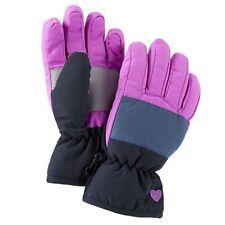 New OshKosh Ski Gloves Winter Glove size 7-12 year Kid Girl NWT Pink Navy Black