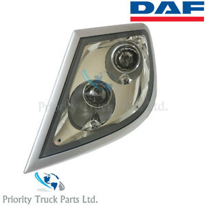 GENUINE DAF XF105 XF106 Roof Skylight Spot Lamp Light LH/NS