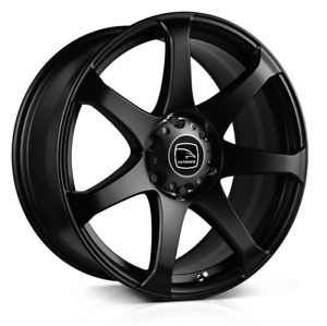 Ford Ranger Alloy wheels HAWKE Peak Alloy Wheels 20 inch 6x139 ET30 set of 4