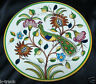 New - Noble Excellence - Green Bird - Salad Plate