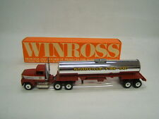 Winross Goodville Fire Co Tanker Ford Dual Stacks Lancaster County 1990 VGC