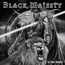 BLACK MAJESTY - In Your Honour CD 2010 Australian Power Metal