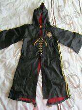 harry potter fancy dress costume age 4-7 years 4 5 6 7 black