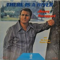 """""""There is a River"""" Jimmy Swaggart and His Golden Gospel Piano 1972 [JLP-114] LP"""