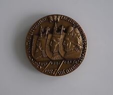 Lithuania Medal V. Kasuba 1987 Anniversary of Christianity in Lithuania Bronze