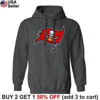 Tampa Bay Buccaneers Hoodie Hooded Sweat Shirt Sweatshirt Sweater TB Bucs
