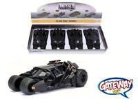 1/24 JADA Display N/B The Dark Knight Tumbler Batmobile Diecast Model Car 98264
