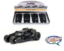 1/24 JADA Display N/B The Dark Knight Tumbler Batmobile Diecast Model Car 98264