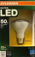 SYLVANIA Ultra 50-Watt Equivalent PAR20 LED Flood Light w/Standard Medium Base