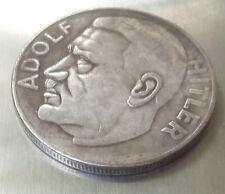 German Reichs Gemeinnutz Silvered Bronze Coin Pre-War Germany Exonumia Token