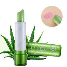 Aloe Baume à lèvres Longue Durée Rouge à lèvres Étanche Couleur Non décolorant
