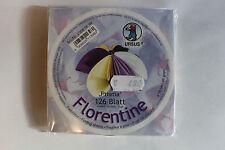Faltblätter Florentine Prisma 68; 126 Blatt D: 10 cm 65 g/qm