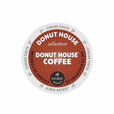 Donut House Collection Donut House Coffee Keurig K-Cups 48-Count
