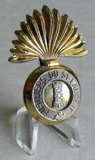 Canadian Army - Les Fusiliers du St. Laurent Cap Badge , Rimouski - P.Q.