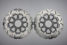 Disques frein avant wave 305mm pour Ducati Hypermotard 1100EVO SP 2010-2012