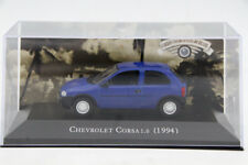 1:43 Altaya Chevrolet Corsa 1.0 1994 Diecast Models Car Metal Auto Collection