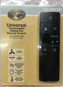 Hampton Bay Universal Ceiling Fan Thermostatic Remote