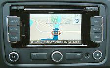 VW RNS 315 V9 (2017) WEST Europa, SD navi Karte neu und unbenutzt