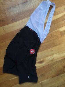 Castelli Cycling Bib Shorts Size M