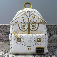 Disney Parks Loungefly it's a small world Clock Mini Backpack from Disneyland