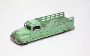 Tootsietoy Stake Delivery Truck USA - Nice Vintage Original Model 1940s