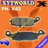 REAR Brake Pads SUZUKI M 1600 VZ 1600 K5 - M1600 Intruder 2005