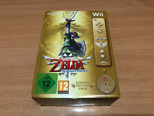 THE LEGEND OF ZELDA SKYWARD SWORD LIMITED EDITION - NINTENDO WII U SEALED NEW