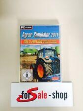 PC Spiel Agrar Simulation 2011 Gold Edition