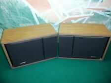 PAIR OF BOSE 201 SERIES III DIRECT REFLECTING SPEAKERS
