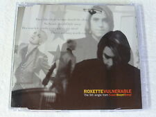 Roxette: Vulnerable (Deleted 3 track CD Single)