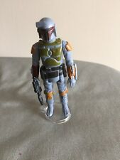Star Wars Boba Fett Vintage Figure CPG 1979 COO Taiwan With Reproduction blaster