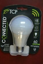 TCP Connected Smart Light Bulbs 60W 810 Lumens Warm White