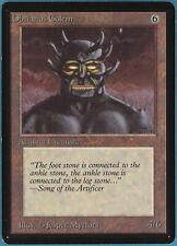 Obsianus Golem Beta MINT Artifact Uncommon MAGIC MTG CARD (ID# 87297) ABUGames