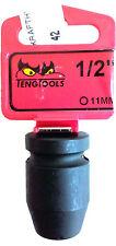 Teng Outils 920511-c avec 1.3cm MOTEUR 101780062 Douille impact 6pnt Hex 11mm