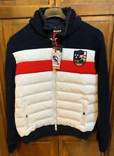 Polo Ralph Lauren Men XXL 2XL Downhill Suicide Ski 92 Sweater Down Puffer Jacket
