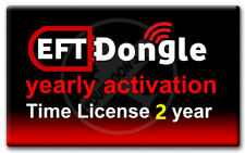 EFT DONGLE 2 YEARS RENEW ACTIVATION