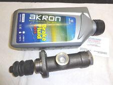 FIAT 500 C TOPOLINO E BELVEDERE POMPA FRENO 89006 + 1LT OLIO DOT4 brake pump N3