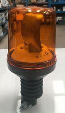 LAP272 Flexi Amber Rotating Beacon 12/24v