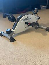 DeskCycle Desk Bike Pedal Exerciser - White