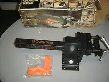 1983 Vintage Black & Decker Quick Vise (Open Box) 79-080