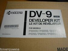 New Genuine Kyocera Mita P2000 P2002 Q8010 F1010 F2010 Printer Developer DV-9