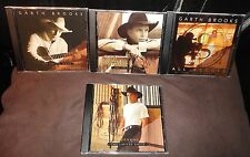 Selection Of 3 Garth Brooks Albums (CD's) & 1 DVD - All Access