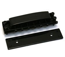Black Covered Tunematic Guitar Bridge for Rickenbacker® GB-0515-003
