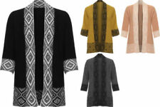 Aztec Plus Size Medium Knit Jumpers & Cardigans for Women