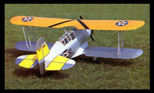 Giant 1/5 Scale American WW-II Curtiss SOC-1 Seagull Plan,Template,Instruc 90ws