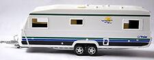 Camping Trailer Caravane Caravane caravane Grand Polar 2005 blanc blanc 1:43