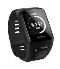 TomTom Spark 3 Black GPS Multisport Watch + Music + Headphones - Small Strap