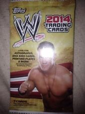 Topps Original WWE Season Wrestling Trading Cards 2014